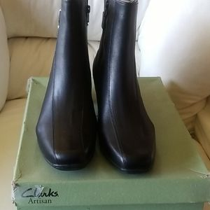 Clarks Artisan Ankle Boots